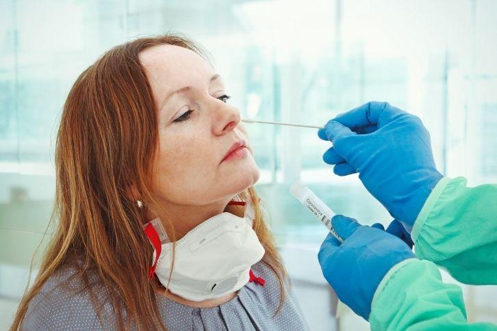 Test na koronawirusa