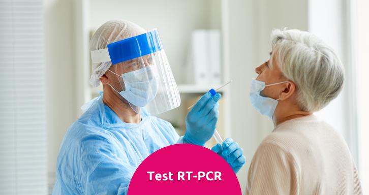 Testy RT-PCR COVID-19